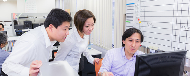 「現場で役立つ」システム開発、IT環境構築のことならトウサイにお任せ下さい!